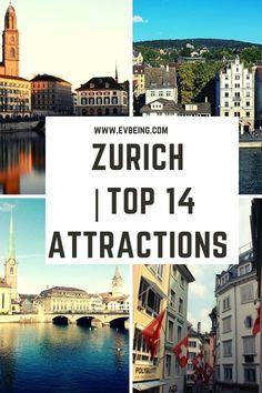 Zürich Travel Guide, Zurich, Travel to Switzerland, Best things to do in Zurich, Zurich on a budget, Zürich Money Saving Tips, Top sights in Zürich, Grossmünster, the city of Zurich #Zürich #Zurich #Switzerland