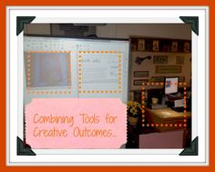 Creative ways to use your SMART Board!