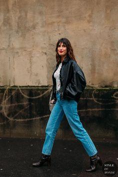 Jeanne Damas, 80s And 90s Fashion, Street Looks, Street Chic, Everyday Fashion, Street Styles, Fashion Photography, Women Wear, Normcore