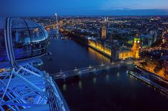 London Eye - 08 Among the planet's most visited cities London possesses a little something for almost everyone: with history…
