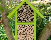 bee or insect house -cool