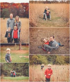 Late Fall Session with the Betty's Sneak Peek | North Oaks, Minnesota Family and Child Photographer | mQn Photography