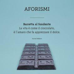 #frasi #pensieri #cioccolato