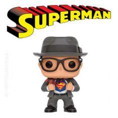 Funko Pop! DC Comics Clark Kent Superman Edition Limitée