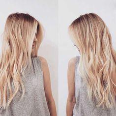 18.Long Layered Hair Style