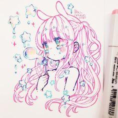 Tears+stars= STEARS(?) XD
