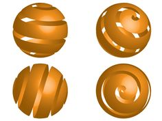 How to create a PEEL SPHERE on illustrator. Just did this and it is AWESOME