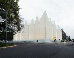 The Tip of an Iceberg – The Szczecin Philharmonic Hall | iGNANT.de