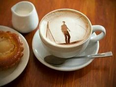 If I can't drink my morning coffee with 'Rick', this is the next best thing...