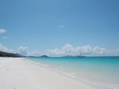 the whitsunday islands - a white pearl on the australia's east coast! the islands are literally untouched, so it is nature in it's purest form. East Coast, Islands, Australia, Beach, Water, Travel, Outdoor, Food, Gripe Water