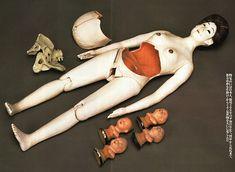 19th Century Medical Dolls