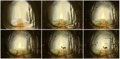 Walt Disney in process by Azot2014 on DeviantArt