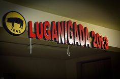 Luganigaši are rewarded for their Luganige at the yearly held Luganigada. Hmm, all clear? Well, find out what it is all about. Little hint, it has something to do with an icon of the Istrian gastronomy. Yearly, Something To Do, Hold On, Neon Signs, Simple, Naruto Sad