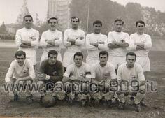 1965-66: in questa squadra gioca anche Sentimenti V e molti giovani si mettono in luce: Landini, Recchia, Lasagni, Amadei, Branchini e Verzelloni  tutti approdati in prima squadra direttamente dalla formazione Juniores