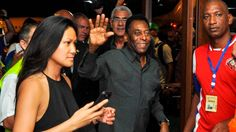 New York Cosmos and Pele arrive in #Havana https://cubaholidays.co.uk/news/113390/new-york-cosmos-and-pele-arrive-in-havana Just two days ago, on Sunday night, Pele was setting foot in Cuba for the first time. Accompanied by the New York Cosmos, and by former Real Madrid player, Raul; his arrival into Havana is yet another clear example of a new era dawning in Cuba as it opens up to the world and relations between the U.S. and the Caribbean nation thaw out. Pele follows in the footsteps of…