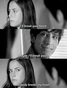 Effy and Freddy Tv Quotes, Movie Quotes, Best Quotes, Awesome Quotes, Skins Uk Quotes, Effy And Freddie, Acting Scripts, Cassie Skins, Shah Rukh Khan Movies