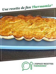 FLAN AUX COURGETTES ET AU THON par STEPHANIE44. Une recette de fan à retrouver dans la catégorie Entrées sur www.espace-recettes.fr, de Thermomix®.