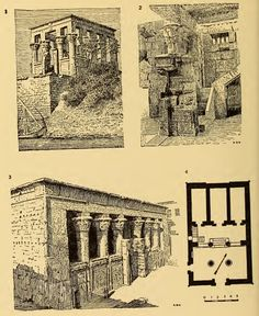 Graeco-roman temples