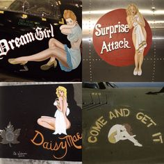 World War II Aircraft Nose Art