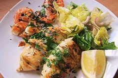 Calamari alla griglia, ein sehr leckeres Rezept aus der Kategorie Fisch. Bewertungen: 48. Durchschnitt: Ø 4,2.