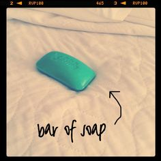 Bar of Soap Allegedly Eases Restless Leg Syndrome - Treatments For 20 Random Ailments.