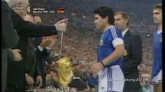 WM 1990- Finale: Deutschland-Argentinien 1:0