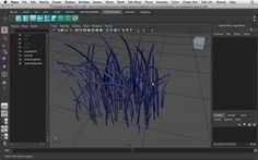 polyScatter - Maya script for scattering objects (overview). This video demonstrates the usage of the polyScatter script. As there are alre...