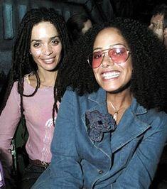 Sober In The Cauldron: Pal Pal Pursuit:Cree Summer and Lisa Bonet