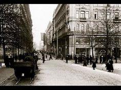Helsinki 1900-luvun alussa. - YouTube - Helsinki at the beginning of the 1900s