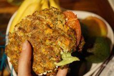 Grøntsagspanini - den perfekte erstatning for brød !