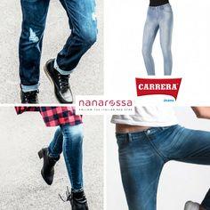 """""""Sono come ogni altra donna:un armadio pieno di vestiti,ma niente da mettermi: così indosso dei jeans"""" Cameron Diaz https://www.nanarossa.com/it/246_carrera-jeans   #nanarossa #jeans #denim"""