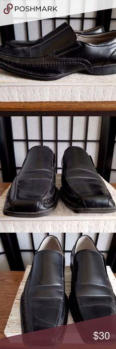 Steve Madden Men Sz 10 Steve Madden M-Trace Leather Lining Men's Slip On Shoes Size 10 Steve Madden Shoes Loafers & Slip-Ons