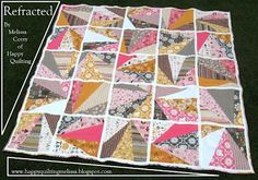 Happy Quilting: Refracted for TNT
