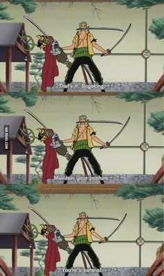 Zoro the best reason to luv O. One Piece Quotes, One Piece Meme, One Piece Crew, One Piece Funny, Hero Academia Characters, My Hero Academia, One Piece Deviantart, Nerd Memes, Hero Quotes