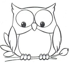 Coloring Page 2018 for Coloriage Hibou, you can see Coloriage Hibou and more pictures for Coloring Page 2018 at Children Coloring. Owl Patterns, Applique Patterns, Colouring Pages, Coloring Books, Owl Templates, Owl Crafts, Owl Art, Stained Glass Patterns, Easy Drawings