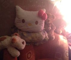 Home Sweet Home Hello Kitty