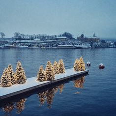 Christmas time in Norway <3