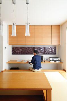 Interior Design Living Room, Living Room Decor, Interior Decorating, Tiny Loft, Futuristic Design, Japanese Architecture, Japanese House, Modern House Design, House Styles