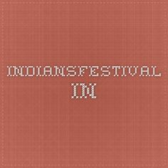 indiansfestival.in
