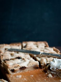 pear and dried fig tart with hazelnut crust