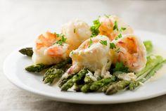 Creamy Chardonnay Shrimp...perfect for the holidays!