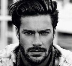 Medium Length Hairstyles Men Important Information And Advice Regarding Hair Care  Pinterest