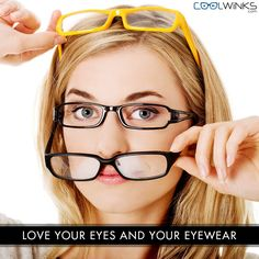 anti reflective glasses for computer users online shopping India. #computereyeglasses #readingglasses #designerglasses Computer Glasses, Mens Glasses, Reading Glasses, Eyewear, Eyes, Shopping, Women, Fashion, Moda