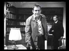 Vražda před večeří krimi Československo