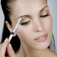The Best Way to Fill in Your Brows - Shape.com