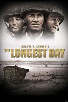 The Longest Day (1962). D-Day: 70 years ago http://mashable.com/2014/06/05/d-day-invasion-70/#:eyJzIjoidCIsImkiOiJfMWtkeDVidXdyOHNodngydCJ9 (06-06-2014).
