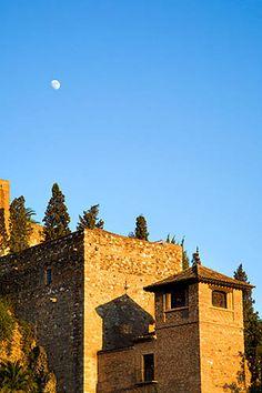 Alcazaba de Málaga.