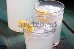 Homemade Lemonade Σπιτική λεμονάδα όλο το χρόνο