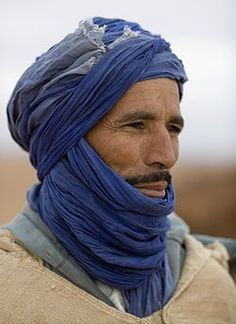 berber, of North Africa