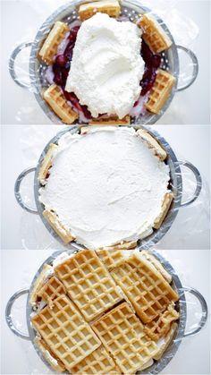 Pie Cake, No Bake Cake, Cake Cookies, Cupcake Cakes, No Bake Pies, High Tea, Cake Recipes, Bakery, Deserts